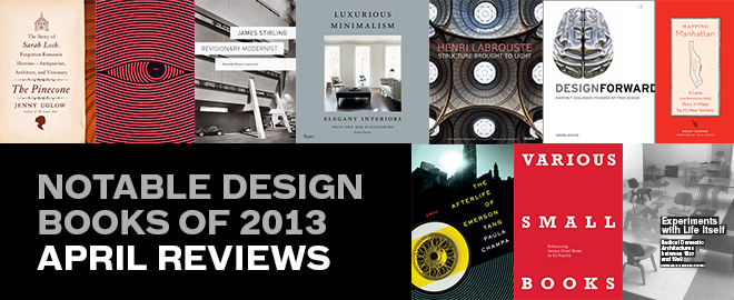 10 Notable Design Books of 2013, April